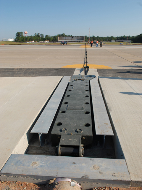 Dobbins Air Force Base Arresting System