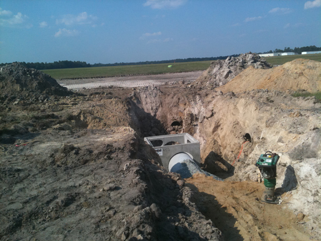 Valdosta Regional Airport Drainage Improvements