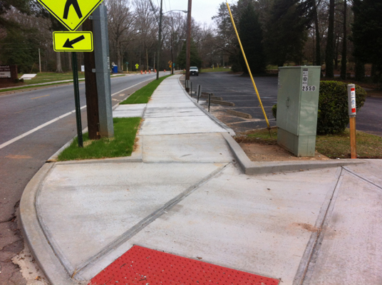 Southwest Atlanta Sidewalks Construction