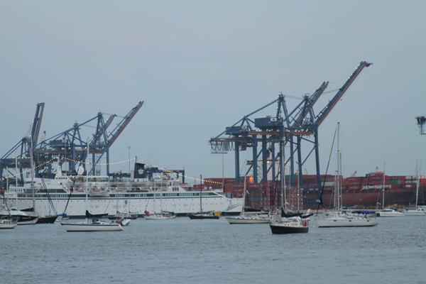 Repair and Maintenance Port of Cartagena