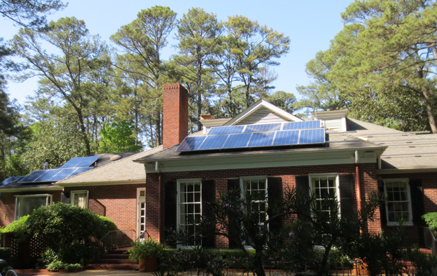 Solar Panels Design and Installation