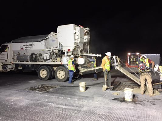 Airfield Pavement Repairs 2016