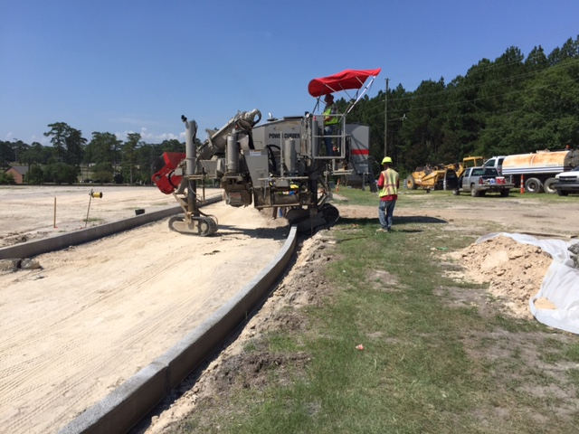 Ft Jackson Roadway Improvements