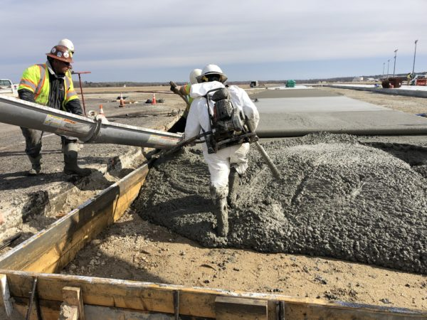 Robins Mill/Overlay Taxiway B&H