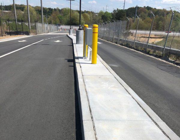 Taxiway 9L – Misc Concrete