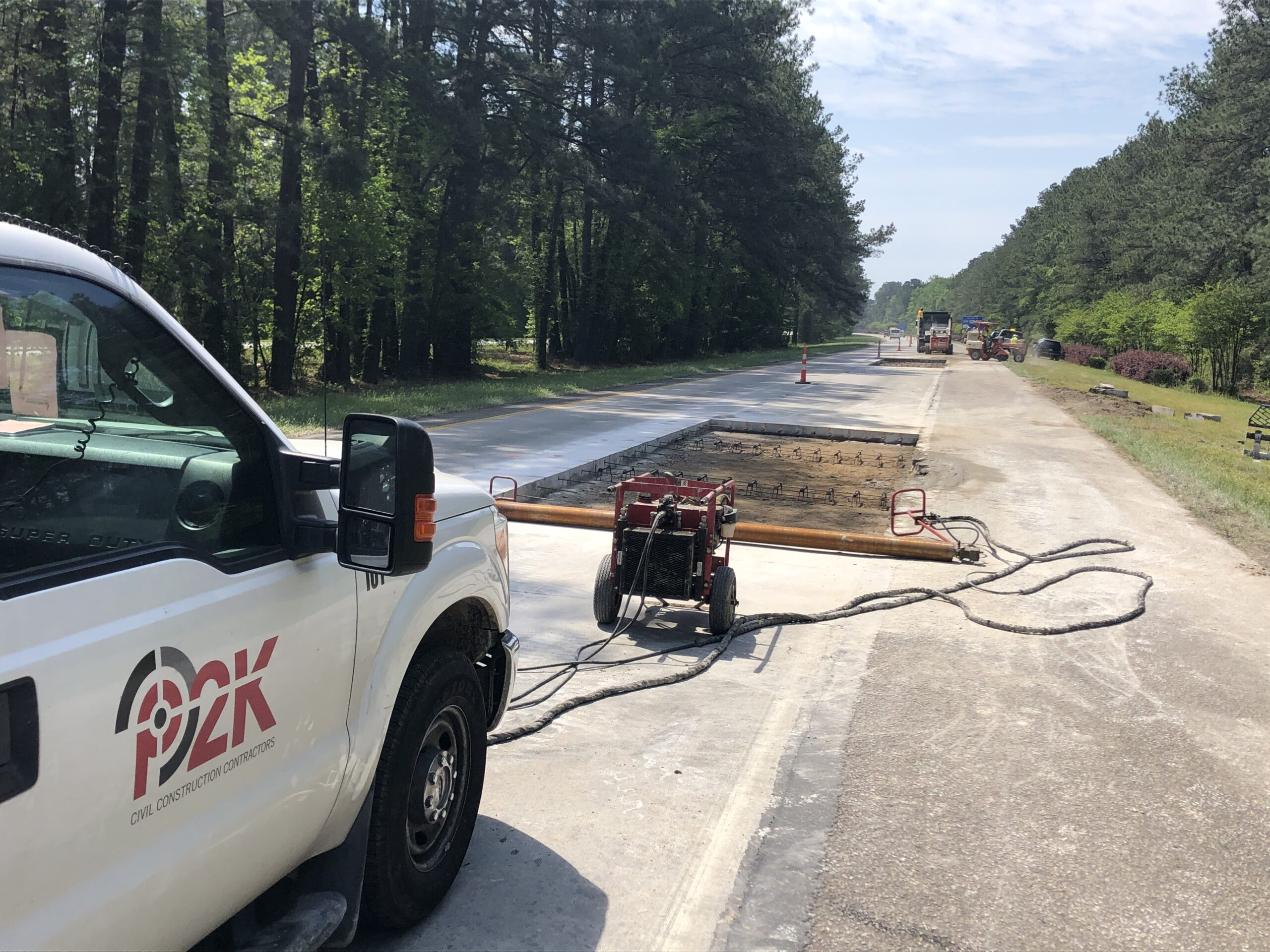 SC I-95 Concrete Pavement Rehab