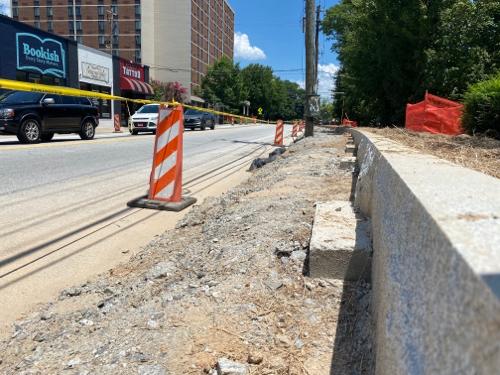 Glenwood Avenue Intersection Improvements